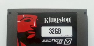 Kingston SSDNow V100 32Gb SV100S2/32G
