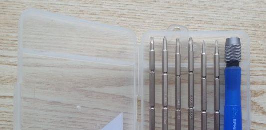 12-IN-1 multifunctional screwdriver ( Набор отверток 12 в 1 )