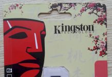 Kingston 64GB Micro SDXC Memory Card