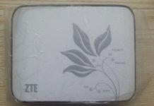 3G модем ZTE MF23
