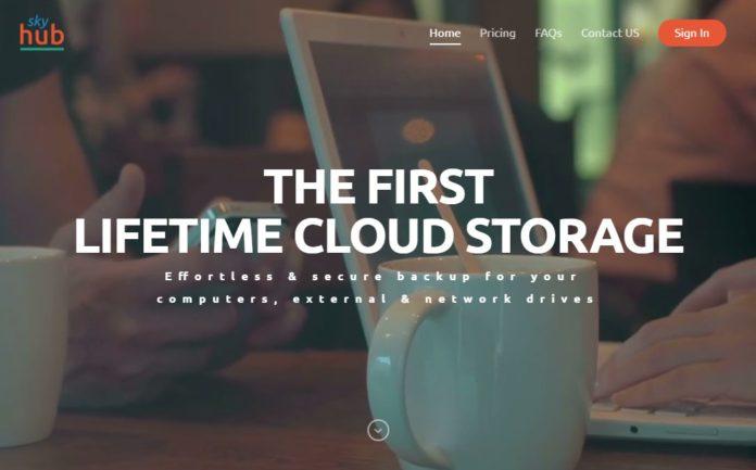 SkyHub Cloud Сайт