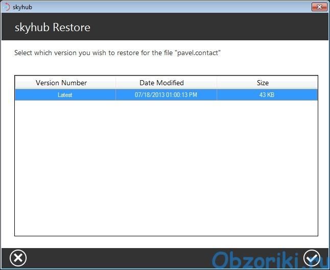 SkyHub Cloud Windows App