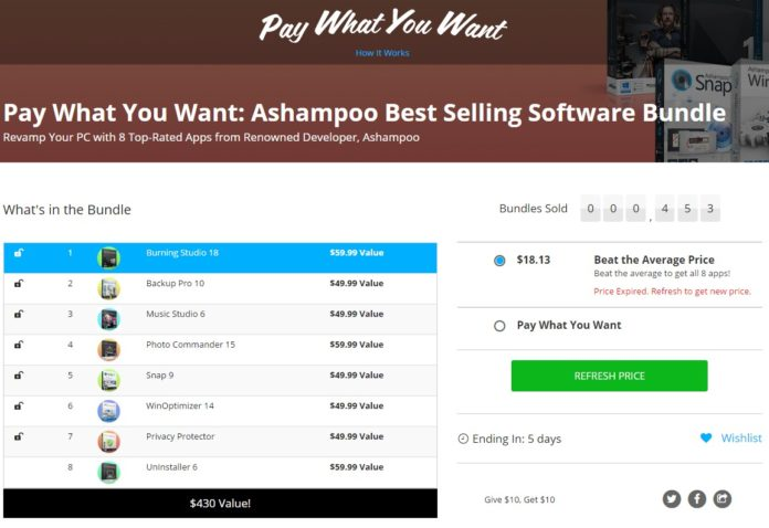 Ashampoo Software Bundle