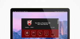 Max Total Security with Anti-Virus for Mac